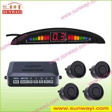 CarGeneral SW-898-4 2012 Popular Model Car Parking Sensor System Stick On Sensors