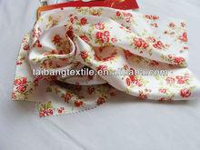 2015 high quality weaving technics style satin fabric 100% satin printed lining fabric