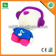 Best performance cartoon 1gb usb flash drive wholesale