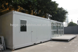 Beautiful 20ft container office