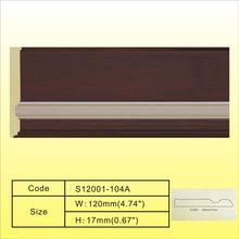 Green Marble Baseboard/Floor Molding