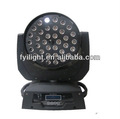 wireless 36x10w led moving head