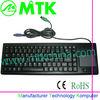 All in one pc keyboard OEM pc keyboard