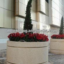 Decorative Artificial Flower Pot GRC/GFRC