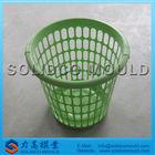 plastic trashcan basket mould