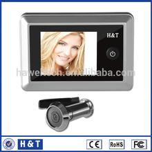 2.5 inch LCD Clear Image Digital Door Viewer