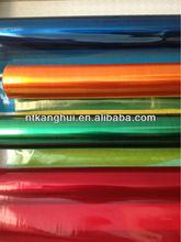 colour pvc film