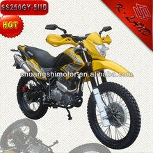 China off road 250cc dirt bike automatic start (SS250GY-5IID)