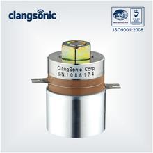 80KHz Industrial ultrasonic oscillator transducer cavitation