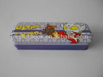 Pencil Tin Box, Pencil Case, Promotion Tin