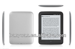6inch Android4.0.4 E-ink reader Ram 512m HDD 4G capacitive touch whit WIFI