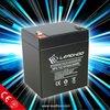 maintenance free battery 12v 4ah storage battery,ups bttery