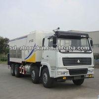 XCMG Micro-Surfacing Slurry Seal Truck XF100