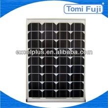 2013 80W mono photovoltaic solar panel in energy cheap price