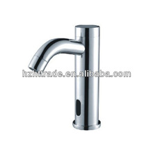brass water tap chrome finish automatic sensor faucet mixer