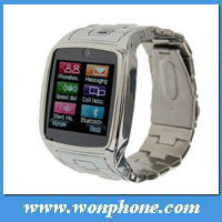 New GD999 Watch Wrist Mobile Phone
