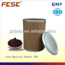 iron dextran solution water soluble vitamin b12
