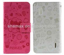 Factory Price For LG Nexus4 E960 mobile phone case