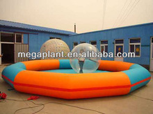 fashion pvc inflatable adult swimming pool