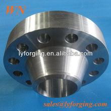 ANSI B 16.5 class 150 weld neck flange