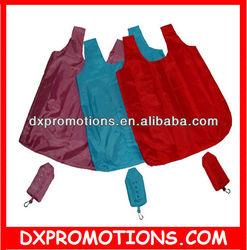 customized foldable polyester shopping bag
