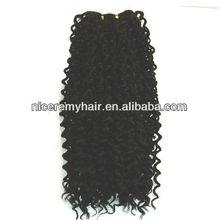 cheap virgin brazilian hair weave /remy human hair extension