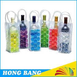 HB747 Wine bottle cooler bag