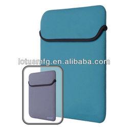 Ultra slim neoprene laptop sleeve bag case /computer case for macbook pro