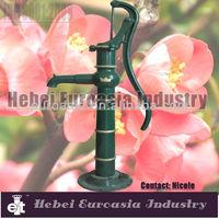 Hydraulic piston pump/Oasis hand pumps