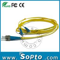 LC/SC/FC/ST PC/UPC 3m MM Fiber Optic Patch Cord