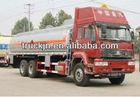 Sinotruck GOLDEN PRINCE Oil/Fuel Tank Truck 21000-25000L