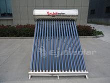 Calentadores de agua solares in South America market