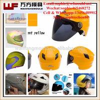 OEM Custom Industrial motorcycle helmet mold/High quality plastic injection Industrial motorcycle helmet mould