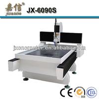 JX-6090S China cnc stone sculpture cutting machine