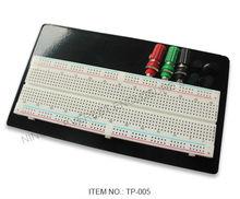 High Quality Solderless Breadboard 830PTS 5V Experiment Regulator Adapter Kit