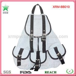 Custom Fashion Canvas Backpack