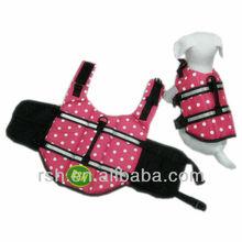 Fashion dot pet life jacket RSH1902