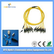 Fast leading time manufacturer FC fiber optics patch cord/fiber optic patch cord patch lead