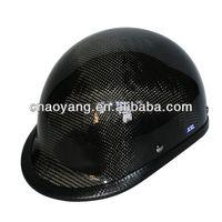 2013 High Quality DOT Half Face Carbon Fiber Helmet