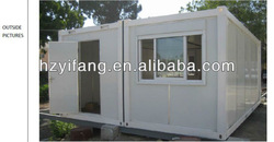 container house make a friendly environment life