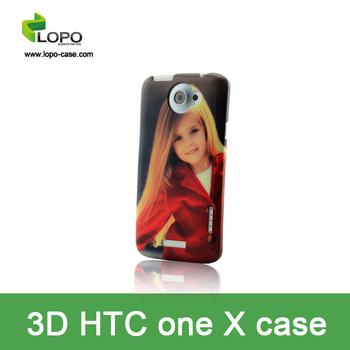 3D Sublimation Case For HTC One X
