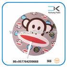 Monkey !!! Chopstick Handle Promtional plastic PP advertising fan