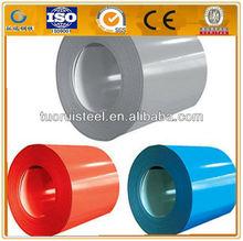 Ral 9007 prepainted galvanized steel coil