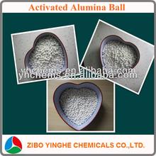 Hot Sell Activated Alumina balls for ceramic /Activated alumina ball