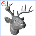 argent cerf sika night club décoration murale