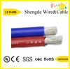 H05S-K Heat Resisting Non-Braid Silicone Rubber Insulated Wire