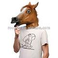 latex masque de cheval