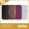 Leather Wallet flip mobile phone back cover for Samsung Galaxy S3 i9300
