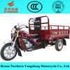 three wheel cargo motorcycles with car rear axle