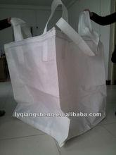 1 ton PP Jumbo Bags with 4 cross corner loops